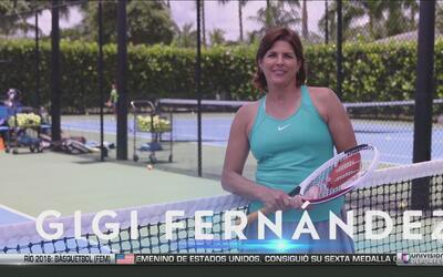 """Gigi Fernández: """"El US Open genera más dinero en 2 semanas que los NY Ya..."""