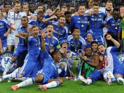Chelsea se proclamó campeón de la Liga de Campeones de Eur...
