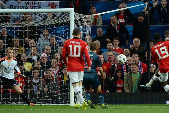 La presión de los ingleses era insistente y no paraba.
