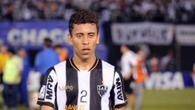 """Nuevo desafío"""", tituló el diario O Globo. """"Atlético Mineiro juega mal y..."""