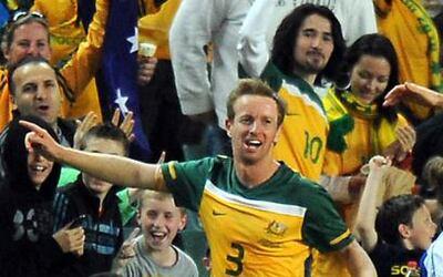 Australia sorprendió y le ganó a un Paraguay que no contó con sus mejore...