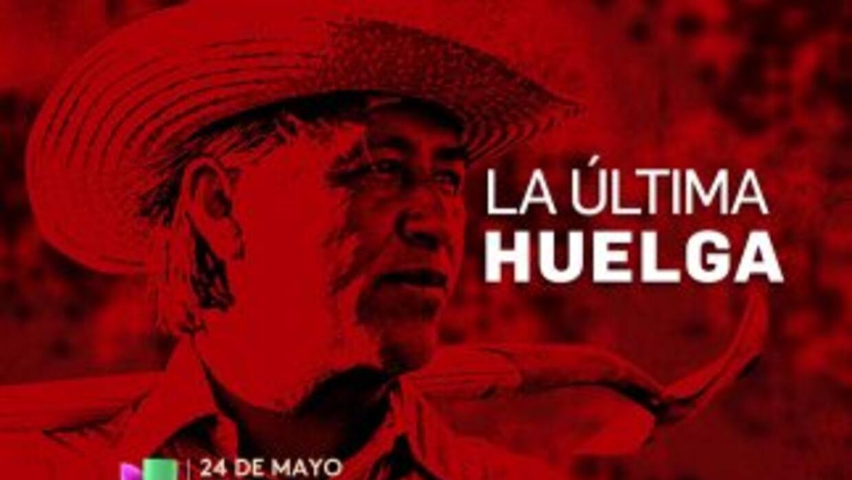 Univision estrena el documental de César Chávez.
