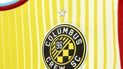 Columbus Crew SC presentó su innovadora camiseta de visitante para 2016