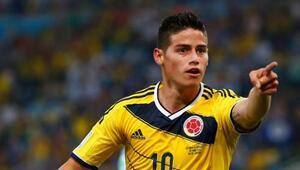 El creativo colombiano James Rodríguez era hasta enero de este año el se...