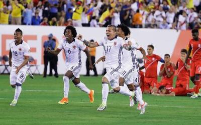 Las claves de la victoria de Colombia sobre Perú