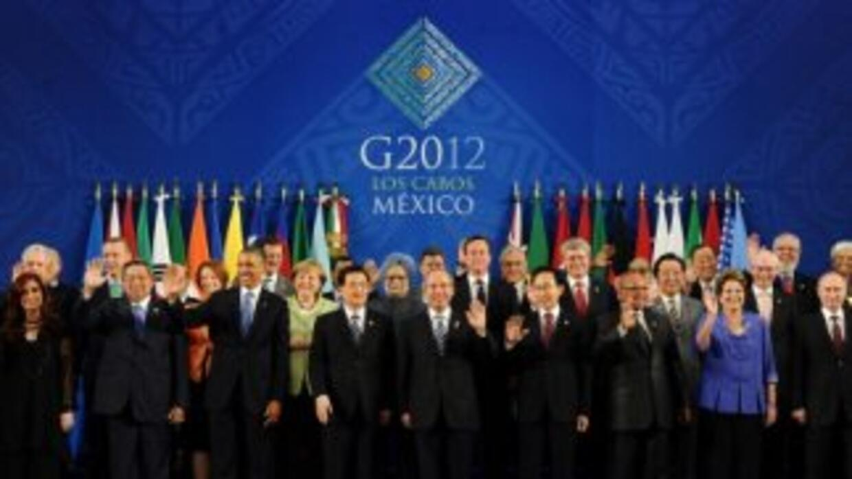 El G20 es el principal foro de coordinación económica internacional, que...