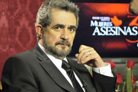 """Manuel """"Flaco"""" Ibañez interpreta al esposo de Thelma. &..."""