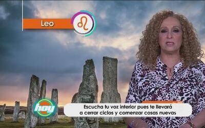 Mizada Leo 25 de julio de 2016