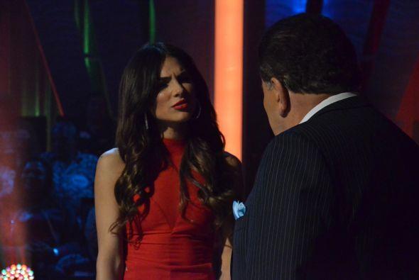 las expresiones de Alejandra Espinoza siempre nos sacan una sonrisa por...