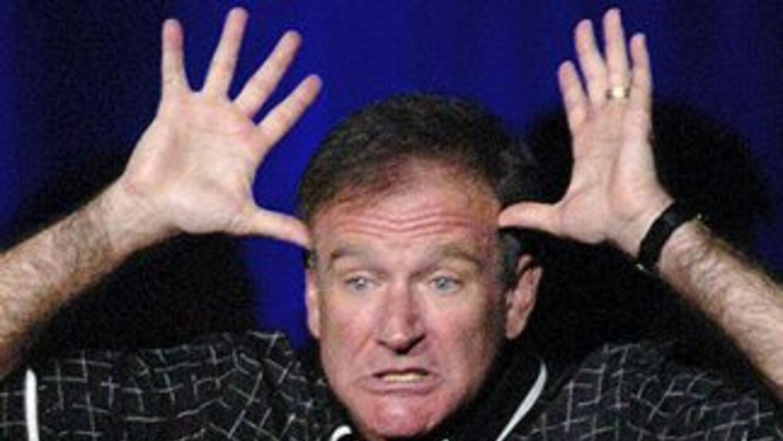 El actor estadounidense Robin Williams.