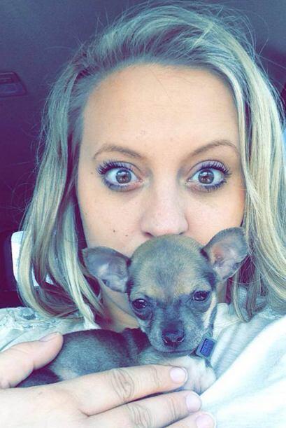 Ashley Looper, la veterinaria, no lo pensó ni un segundo al querer cuida...