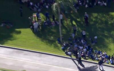 Evacuan centro estudiantil judío por amenaza de bomba