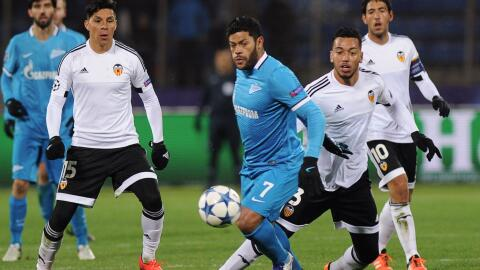 Zenit vs. Valencia