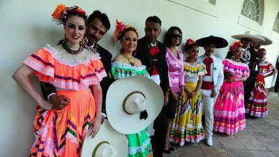 Allí encontrarás una gran comunidad mexicana y con ellos la mejor comida...
