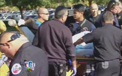 Lili y el Dasa lamentaron el tiroteo ocurrido en San Bernardino