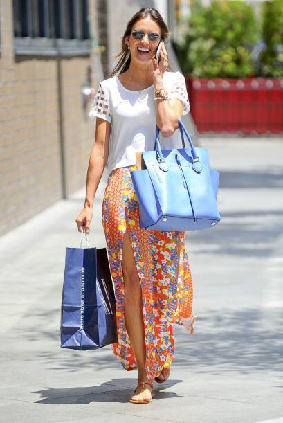 Alessandra Ambrosio se quiere unir al clan de Kendall Jenner con ayuda d...