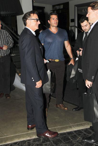 Beverly Hills se iluminó con el brillo de varias celebridades que se reu...