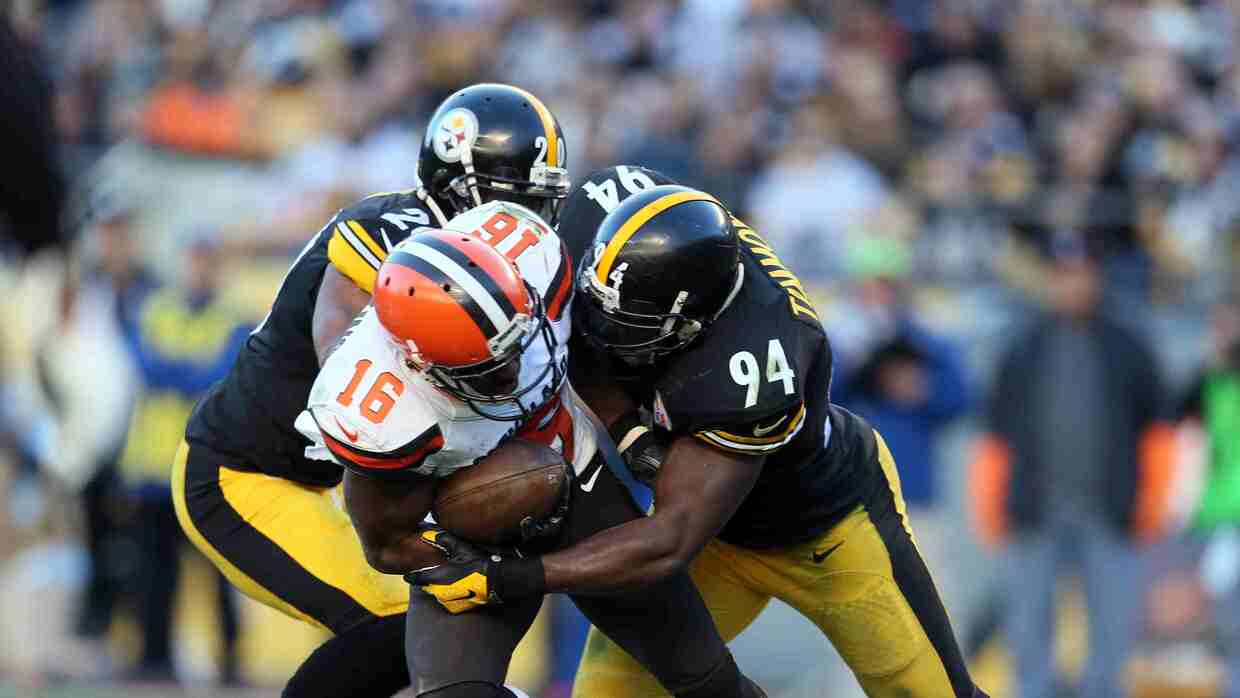 LAWRENCE TIMMONS
