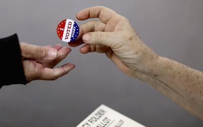 Los latinos se han registrado para votar en cifras récord en estados clave.