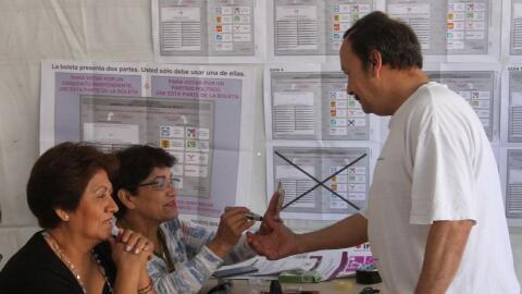 Elecciones Ciudad de México