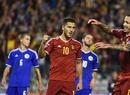 Hazard cerró la cuenta para asegurar la victoria de Bélgica ante Bosnia