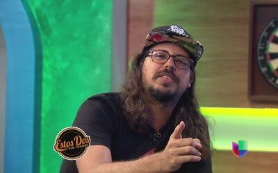 Chente confesó que empezó en la comedia cuando se vio 'bien pelao'