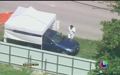 Encuentran el cadáver de una mujer  en la maleta un carro