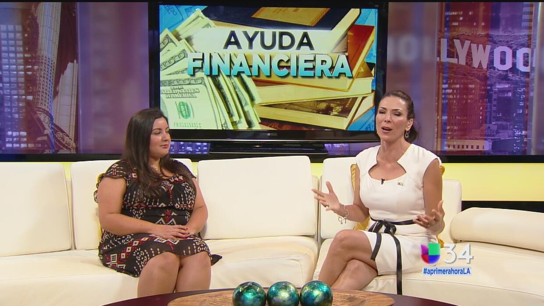 ¿Cuándo y cómo solicitar ayuda financiera para estudiar?