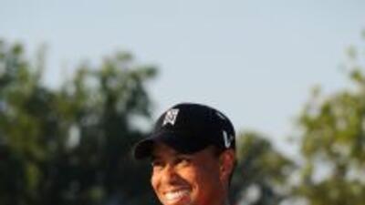 Tiger Woods volvió a la senda del triunfo.