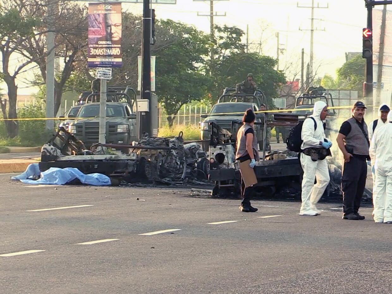 Para combatir al crimen organizado, el presidente Enrique Peña Nieto mov...