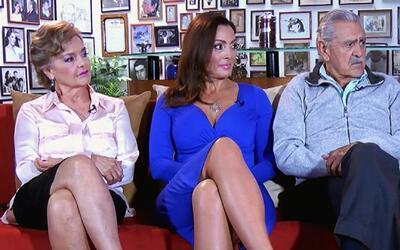 Exclusiva: La familia de Kate del Castillo admiten ser muy conservadores