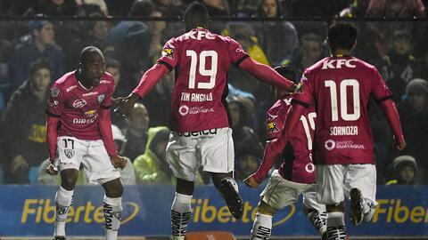 Independiente echó a River y Boca en Libertadores