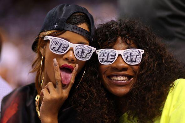 El Heat de Miami se dice listo para el juego decisivo y las celebridades...