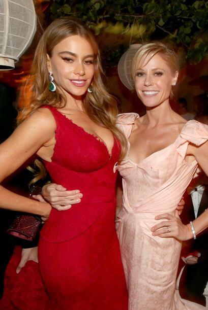 Sofía y Julie Bowen.Mira aquí lo último en chismes.