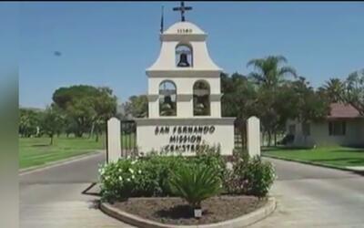 Presentan demanda contra la arquidiócesis de Los Ángeles por no mantener...