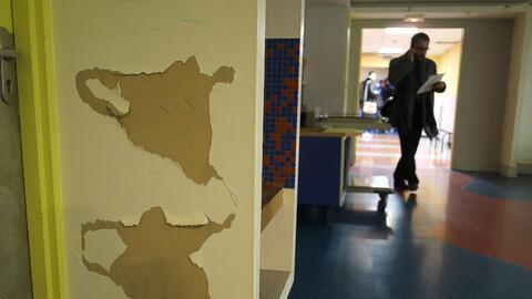 Los estudiantes perciben el abandono como una muestra de desinterés en e...