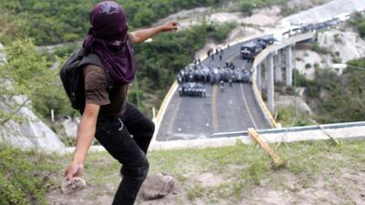 Continúan acciones para bloquear elecciones en México