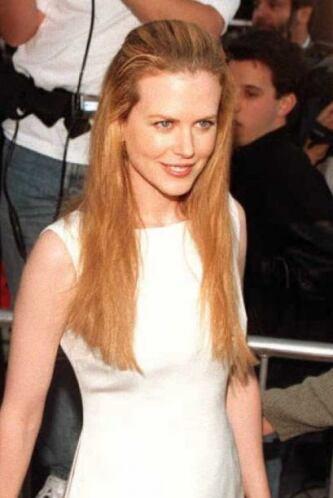 A lo largo de la década de los 80's, Kidman apareció en varias películas...