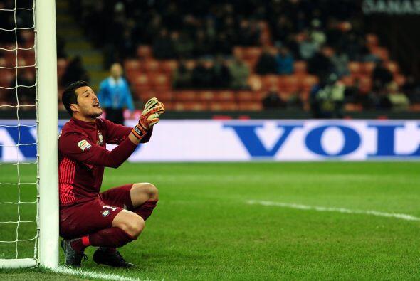 El futbolista del Inter de Milán ha vivido momentos complicados junto a...