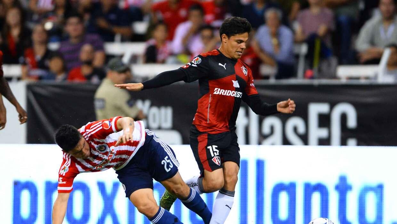 Atlas derrotó a Chivas en duelo amistoso