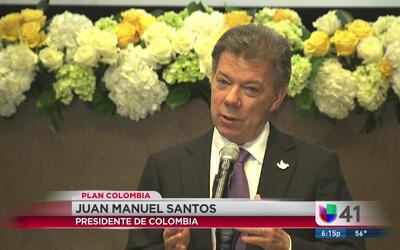 Colombia recibirá ayuda estadounidense para llegar a la paz con las FARC