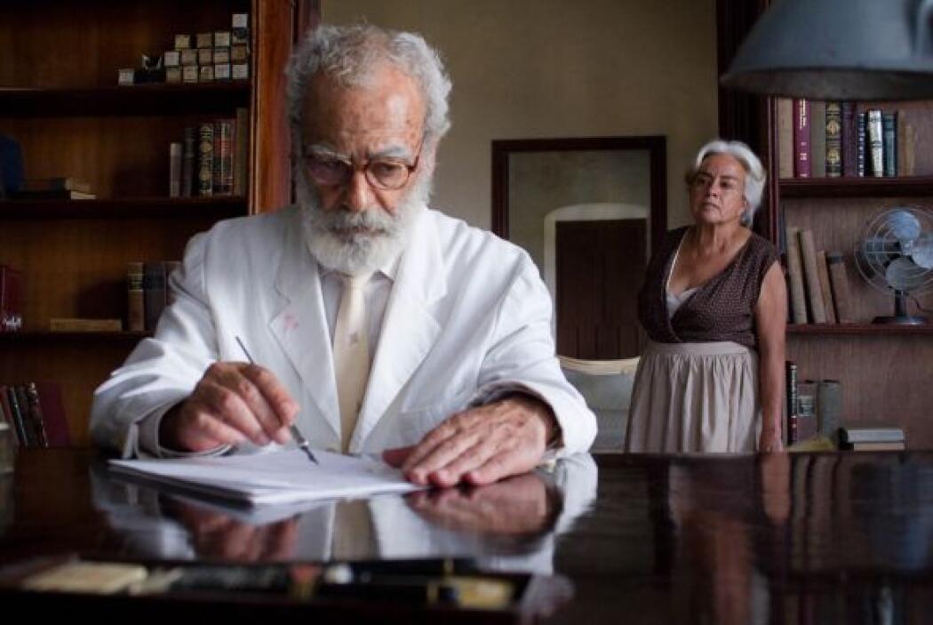 Muchos criticaron la historia sobre un hombre viejo que busca el amor co...
