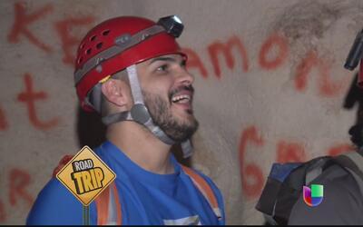 De Road Trip por el sistema más grande de cuevas en Puerto Rico