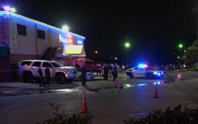 Latina murió baleada en medio de un tiroteo iniciado por su novio en un...