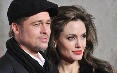 Brad y Angelina en mejores tiempos