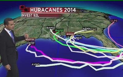 Nuevo disturbio se forma en el Atlántico