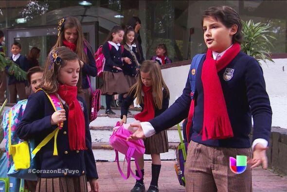 ¡Cuidado Sebastián! Isabela te tiene en la mira, no se olvida de todas l...