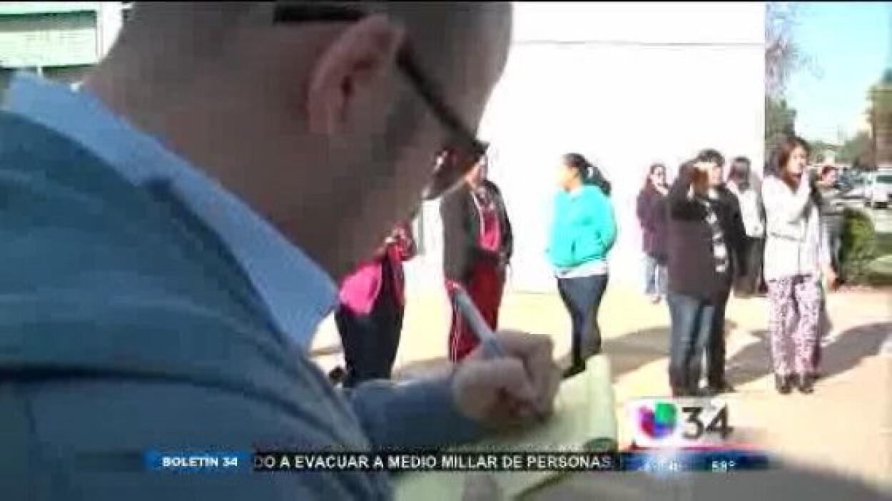 """LO QUE EL PROFESOR LES ENSE'"""".  Padres indignados exigieron explicacione..."""