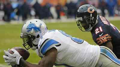 Los Detroit Lions le ganaron 24-20 a Chicago Bears, para lograr su sexta...