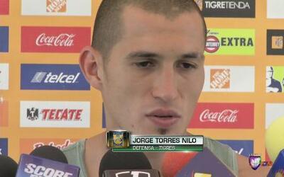 """Jorge Torres Nilo: """"Tenemos que sacar los 3 puntos contra León"""""""